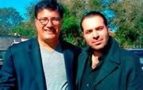 Ariel Pablo Méndez, Administador del Buró Global de Salud en Estados Unidos de Norteamérica y Efraín Martínez, Consultor Político.