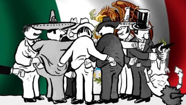 Mexico-corrupciion